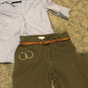 New York & Co stretch ankle pants